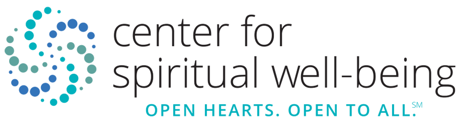 Center for Spiritual Well-being Retina Logo