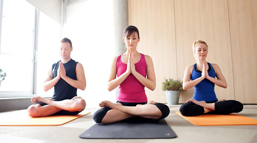 Torah & Yoga at Center for Spiritual Well-being